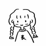 最火简笔画头像小女孩 高清可爱的女生卡通萌图简笔画头像