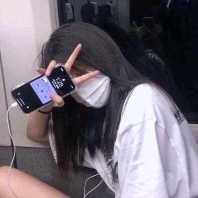 2021年微信头像图片 女生