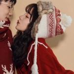 新年专用情侣头像 高清适合跨年情侣头像图片