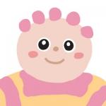 花园宝宝头像一套 高清Q版可爱的花园宝宝团头图片