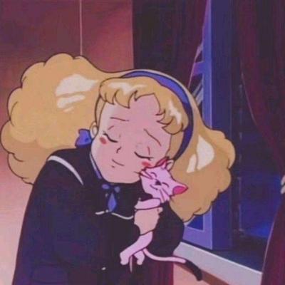 头像女生可爱仙女动漫