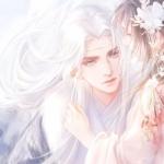 神仙级古风情头 高清唯美不染世俗的神仙古风情头图片
