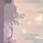 仙女头像唯美梦幻动漫 高清好看的仙女头像卡通动漫唯美图片