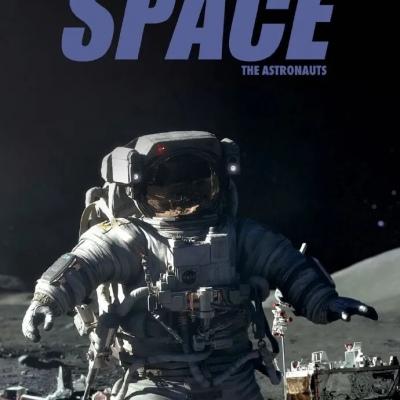 太空人头像高清图片