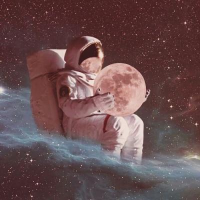 超火宇航员头像
