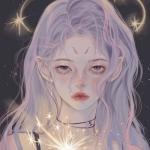 十二星座漫画少女头手绘 高清好看的专属十二星座手绘头像图片