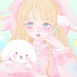 女生梦幻卡通头像少女心 高清好看的少女心卡通仙气头像图片