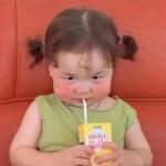 可爱搞笑萌娃头像小女孩 高清好看的萌娃头像可爱萌系小女孩图片