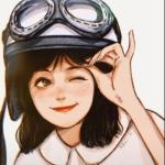 情侣卡通微信头像唯美手绘一男一女图片