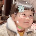 qq小孩头像可爱萌娃女 高清超萌的可爱头像真人萌娃女生图片