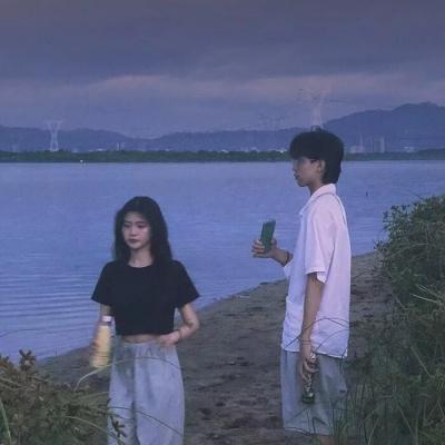 qq头像图片2021最火爆情侣浪漫图片
