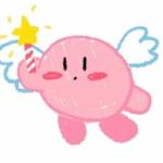 星之卡比微信头像 可爱超萌的高清星之卡比动漫头像图片