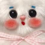 可爱搞怪腮红玩偶头像图片大全 救命腮红玩偶好可爱!