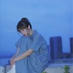 蓝色系仙气女头 高清绝美超仙气的意境蓝色系女头像图片