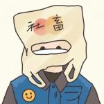 二次元头像男口罩 高清好看的戴口罩的卡通男生头像图片
