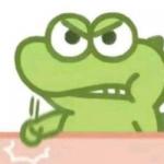 抹茶旦旦小鳄鱼头像图片 可爱 超萌