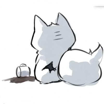 卡通可爱小猫咪卖萌头像