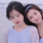 2021最火女闺蜜微信头像 高清超仙的2021超火闺蜜头像双人图片