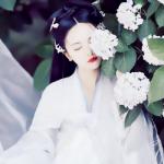 古风高贵典雅美女头像 意境唯美美女图片