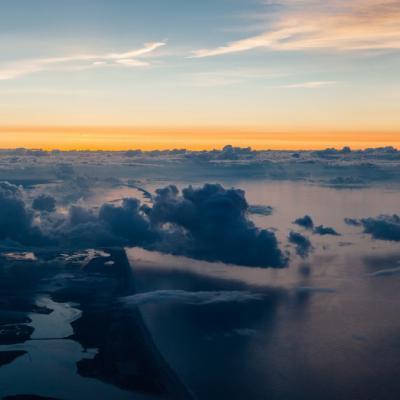 云海风景头像
