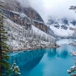 微信头像冰湖 高清唯美的冰湖微信头像图片