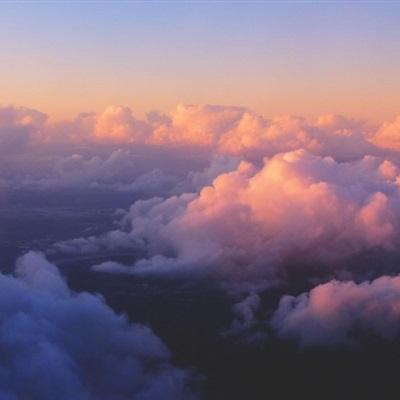 微信火烧云头像
