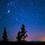 星空微信头像简约干净 高清清新的星空梦幻唯美头像图片