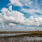 蓝天白云唯美头像 高清简单干净的蓝天白云风景微信头像图片
