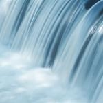 微信头像风景瀑布大全 高清好看的真实山水瀑布头像图片