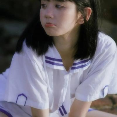 清纯可爱治愈系小姐姐头像图片