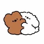 可爱绘画卡通狗狗情头图片