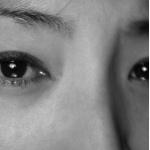 流泪的眼睛头像图片