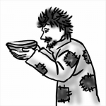 乞丐图片头像大全 可怜要饭最穷的乞丐图片头像