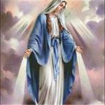 基督圣母玛利亚图片头像大全