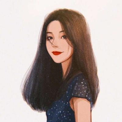 30-40岁女人头像卡通