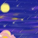 梦幻星河漫画头像图片