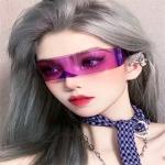 高清霸气超拽韩版戴墨镜女头像图片