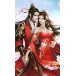 唯美动漫情侣手机壁纸4K超清全屏图片